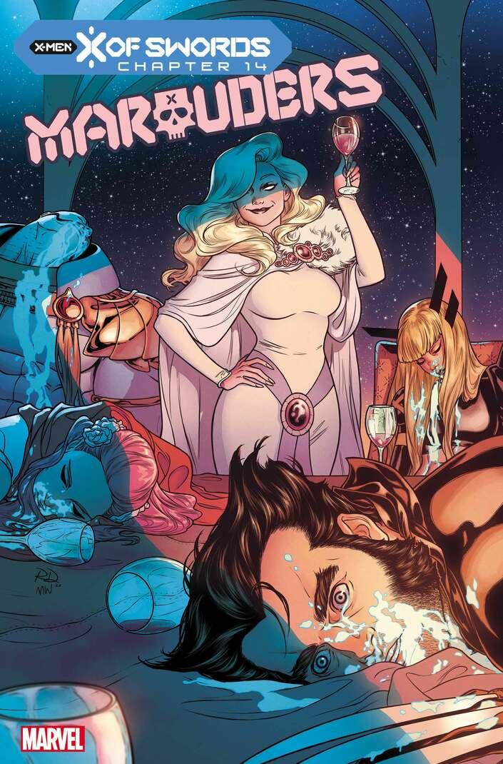 Комікс-новини Marvel на 15.08.20: King In Black, Фенікс, Павуки, СШАгент, Залізна Людина, X of Swords